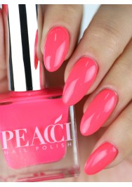 Apricot Flower Peacci Polish