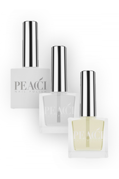 Essentials Starter Set Peacci Polish
