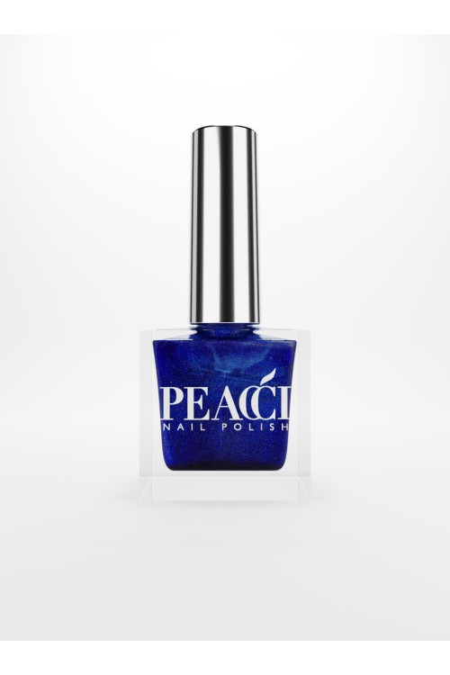 Prussian Blue Peacci Polish