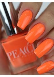 Peach Peacci Polish