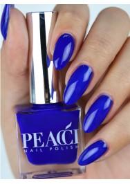 Electric Blue Peacci Polish