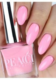 Pink Ribbon Peacci Polish